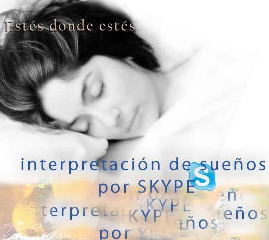 sueños skype